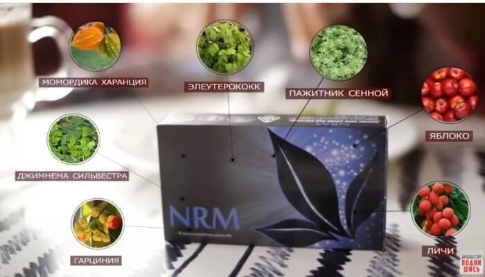 NRM - ВОЗЬМИ СВОЙ САХАР ПОД КОНТРОЛЬ!