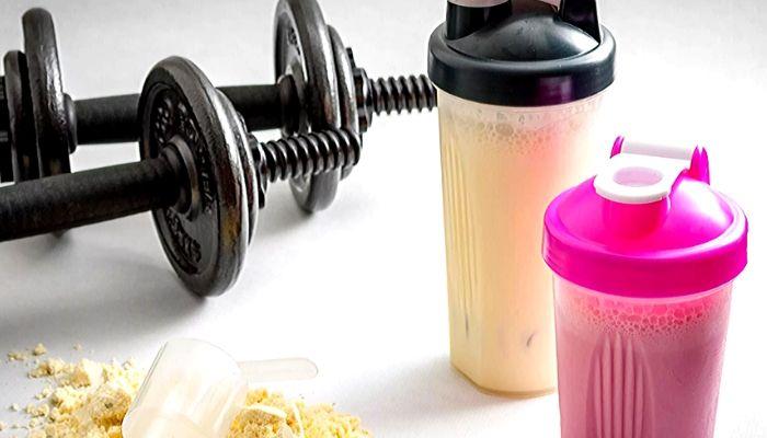 протеиновые коктейли для набора мышечной массы